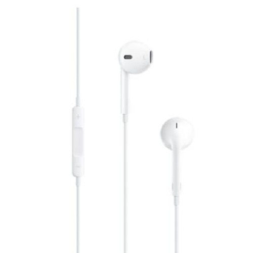 APPLE EarPods with Remote and Mic [MD827FE/A] - Earphone Ear Monitor / IEM